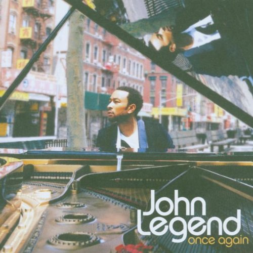 John Legend, Maxine, Piano, Vocal & Guitar (Right-Hand Melody)