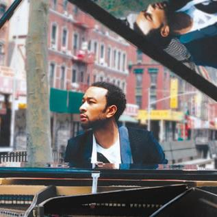 John Legend, PDA (We Just Don't Care), Piano, Vocal & Guitar (Right-Hand Melody)