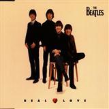 John Lennon Real Love Sheet Music and PDF music score - SKU 64425