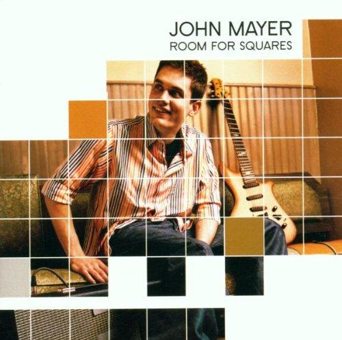 John Mayer, 3X5, Piano, Vocal & Guitar (Right-Hand Melody)