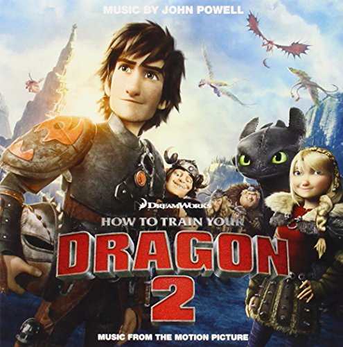 John Powell, Flying With Mother (from How to Train Your Dragon 2), Piano