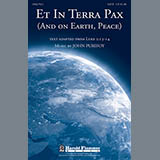 John Purifoy Et In Terra Pax (And On Earth, Peace) Sheet Music and PDF music score - SKU 411044