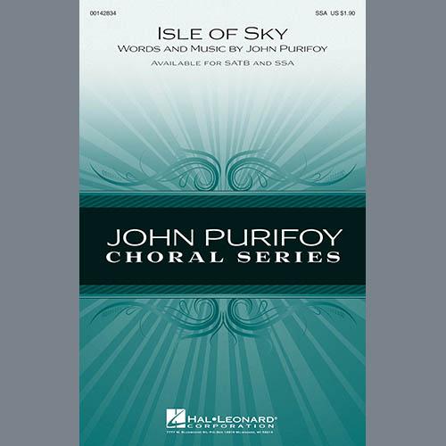 John Purifoy, Isle Of Skye, SSA