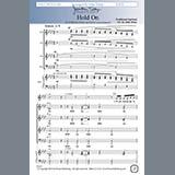 John Tebay Hold On Sheet Music and PDF music score - SKU 423604