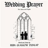 John Waller Wedding Prayer Sheet Music and PDF music score - SKU 156298