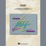 John Wasson Clocks - Bass Sheet Music and PDF music score - SKU 300665