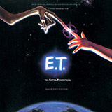 John Williams Adventures On Earth (from E.T. The Extra-Terrestrial) Sheet Music and PDF music score - SKU 18485