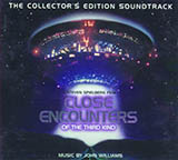 John Williams Excerpts (from Close Encounters Of The Third Kind) Sheet Music and PDF music score - SKU 18492