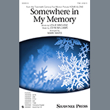 John Williams Somewhere In My Memory (from Home Alone) (arr. Mark Hayes) Sheet Music and PDF music score - SKU 435232