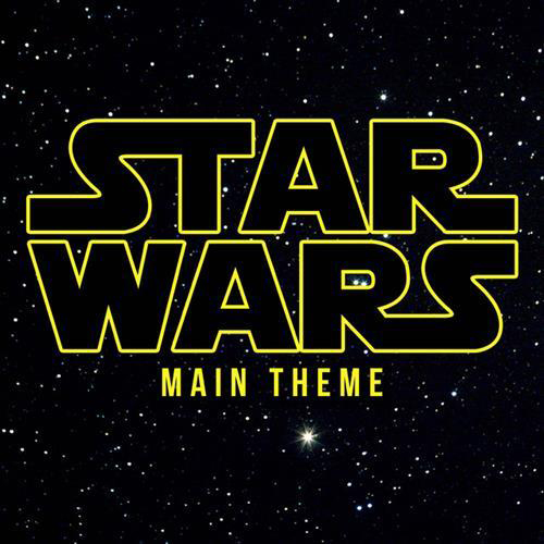 John Williams, Star Wars (Main Theme), Piano & Vocal