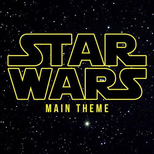 John Williams, Star Wars (Main Theme), Piano & Vocal