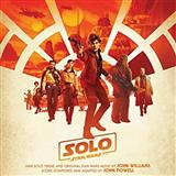 John Williams The Adventures Of Han (from Solo: A Star Wars Story) Sheet Music and PDF music score - SKU 253406