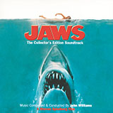 John Williams Theme from Jaws Sheet Music and PDF music score - SKU 18484