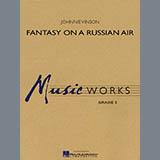 Johnnie Vinson Fantasy on a Russian Air - Bb Tenor Saxophone Sheet Music and PDF music score - SKU 275447