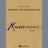 Johnnie Vinson Fantasy on a Russian Air - Mallet Percussion Sheet Music and PDF music score - SKU 275462