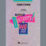 Johnnie Vinson Funkytown - Eb Alto Saxophone Sheet Music and PDF music score - SKU 346176