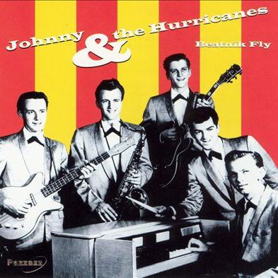 Johnny & The Hurricanes, Beatnik Fly, Piano