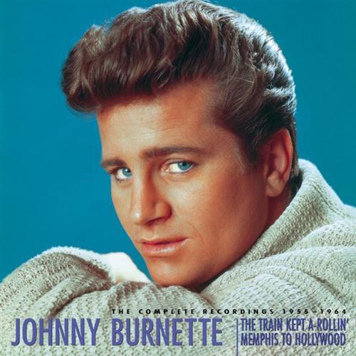 Johnny Burnett Train Kept A-Rollin' profile image