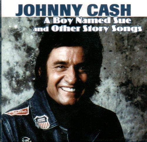 Johnny Cash A Boy Named Sue profile image