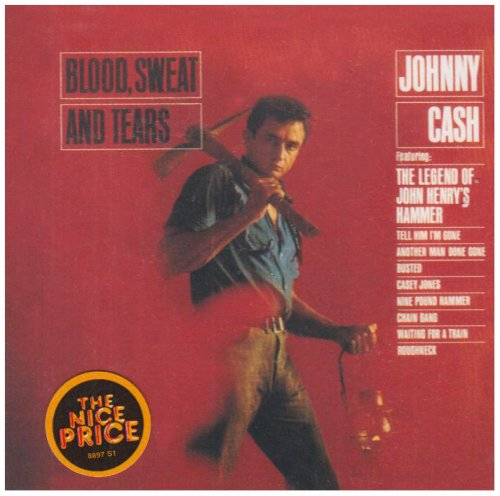 Johnny Cash, Busted, Piano, Vocal & Guitar (Right-Hand Melody)