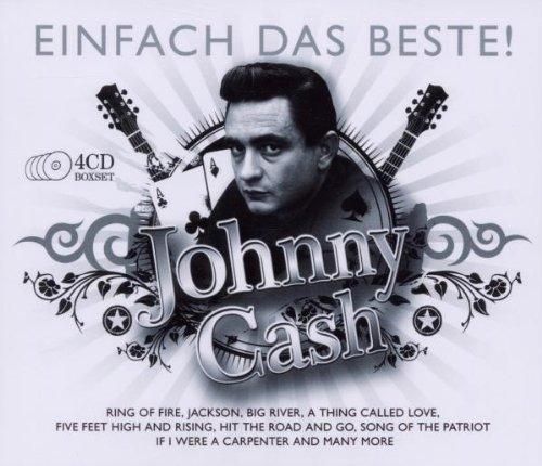 Johnny Cash & June Carter, Jackson, Piano, Vocal & Guitar (Right-Hand Melody)