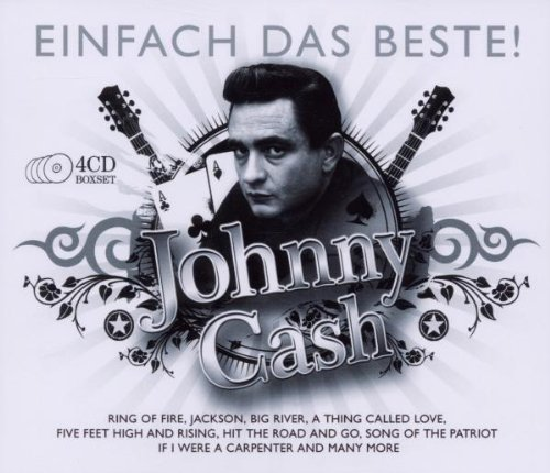 Johnny Cash & June Carter, Jackson, Piano, Vocal & Guitar (Right-Hand Melody)