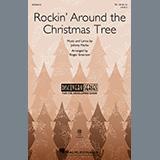 Johnny Marks Rockin' Around The Christmas Tree (arr. Roger Emerson) Sheet Music and PDF music score - SKU 479019
