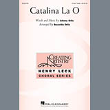 Johnny Ortiz Catalina La O (arr. Suzzette Ortiz) Sheet Music and PDF music score - SKU 429879