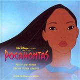 Jon Seceda If I Never Knew You (Love Theme from POCAHONTAS) Sheet Music and PDF music score - SKU 84753
