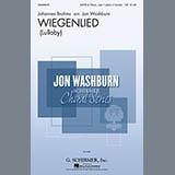Johannes Brahms Wiegenlied (arr. Jon Washburn) Sheet Music and PDF music score - SKU 155007
