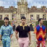 Jonas Brothers Sucker Sheet Music and PDF music score - SKU 422986