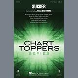 Jonas Brothers Sucker (arr. Mark Brymer) Sheet Music and PDF music score - SKU 425206