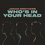 Jonas Brothers Who's In Your Head Sheet Music and PDF music score - SKU 507448