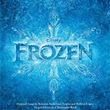 Jonathan Groff Reindeer(s) Are Better Than People (from Disney's Frozen) Sheet Music and PDF music score - SKU 152426