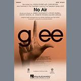 Jordin Sparks No Air (from Glee) (adapt. Alan Billingsley) Sheet Music and PDF music score - SKU 289710