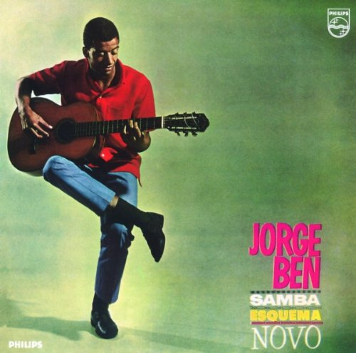 Jorge Ben, Mas Que Nada (Say No More), Piano, Vocal & Guitar (Right-Hand Melody)