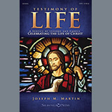 Joseph M. Martin Testimony of Life - Bassoon Sheet Music and PDF music score - SKU 322006