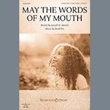 Joseph M. Martin and Brad Nix May The Words Of My Mouth Sheet Music and PDF music score - SKU 432736