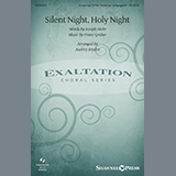 Joseph Mohr and Franz Gruber Silent Night, Holy Night (arr. Audrey Snyder) Sheet Music and PDF music score - SKU 432600