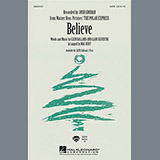 Josh Groban Believe (from The Polar Express) (arr. Mac Huff) Sheet Music and PDF music score - SKU 30352