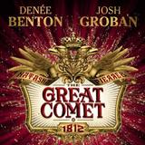 Josh Groban Moscow (from Natasha, Pierre & The Great Comet of 1812) Sheet Music and PDF music score - SKU 184125