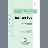 Jude B. Roldan Jubilate Deo Sheet Music and PDF music score - SKU 423606