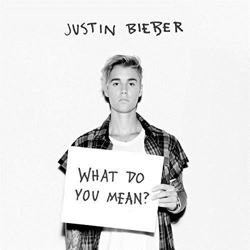Justin Bieber, What Do You Mean?, Easy Piano