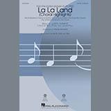 Justin Hurwitz La La Land: Choral Highlights (arr. Mark Brymer) Sheet Music and PDF music score - SKU 254099