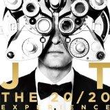 Justin Timberlake Blue Ocean Floor Sheet Music and PDF music score - SKU 98846