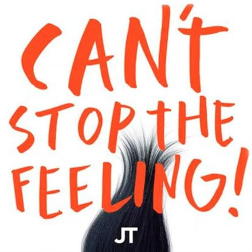 Justin Timberlake, Can't Stop The Feeling, Keyboard