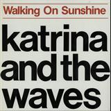Katrina And the Waves Walking On Sunshine Sheet Music and PDF music score - SKU 161026