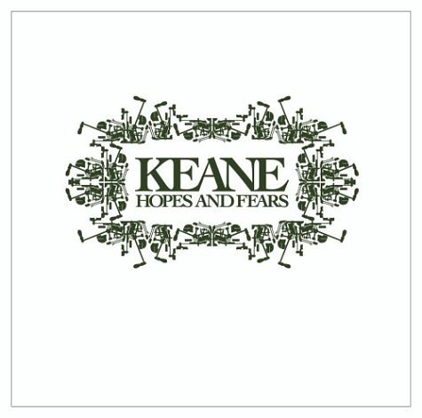 Keane, Bedshaped, Lyrics & Piano Chords