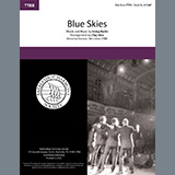 Keepsake Blue Skies (from Betsy) (arr. Clay Hine) Sheet Music and PDF music score - SKU 476497