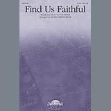 Keith Christopher Find Us Faithful Sheet Music and PDF music score - SKU 96154